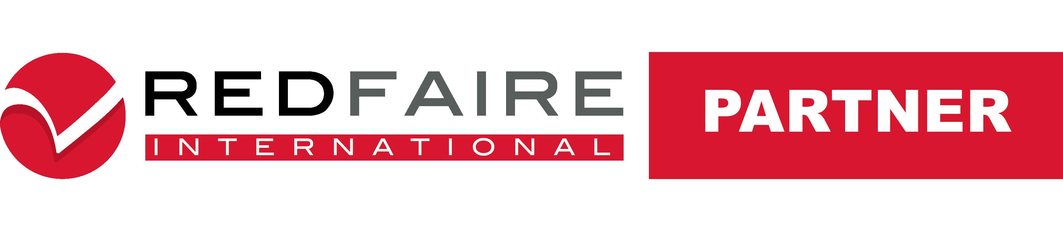 Redfaire International Partner logo