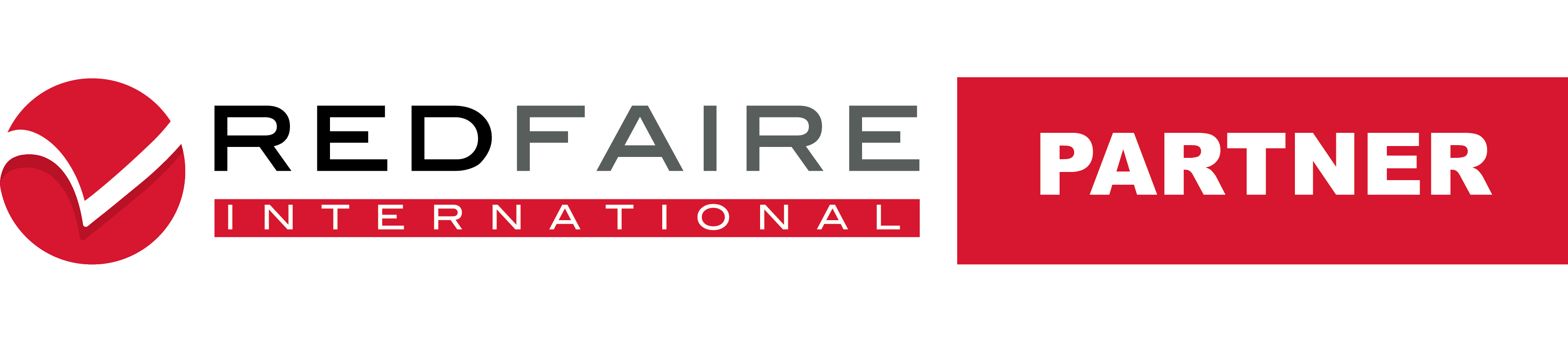 Redfaire International Partner logo